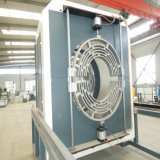 プラスチック機械装置/前絶縁された管の放出ライン