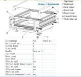 """19の""""インチAluminum Electrical&Electronic EquipmentかInstrument Enclosures (C-7)"""