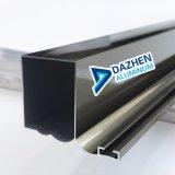 Алюминиевый профиль для домашнего хозяйства двери защитного стекла