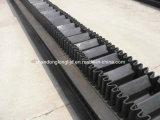 Polyester Corrugate flanc de la courroie du convoyeur