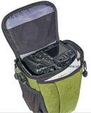 O saco prático de nylon da caixa da câmara digital do projeto dos jovens, fábrica faz o saco impermeável feito sob encomenda da câmera de DSLR