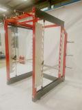 適性装置、ボディービルをやる練習の体操機械3Dスミス機械