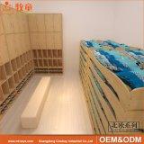 Meubles en bois d'école maternelle de bébé de garde de meubles d'école maternelle de chêne de l'Amérique