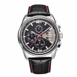 Het Horloge van de Sport van de Chronograaf van mensen duikt het Toevallige Horloge van 30m