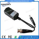 La transmisión activa de un solo canal CCTV Video Balun UTP (VB300T)