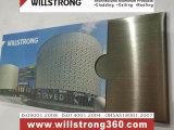 Композиционный материал нержавеющей стали Willstrong пожаробезопасный