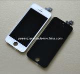 Schermo di tocco dell'affissione a cristalli liquidi del telefono cellule/del Mobile per lo schermo di iPhone 5 completo
