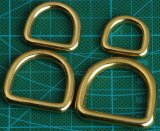 의복, 부대 및 단화를 위한 최신 판매 형식 금속 D-환형물