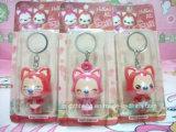 주문 작은 keychain (애완 동물 상자)를 위한 플라스틱에 의하여 인쇄되는 상자