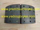 Não-Asbesto do forro de freio do cilindro 4515f