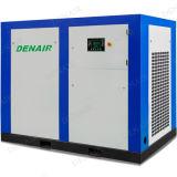 Silenciar el ahorro de energía directa fija compresor de tornillo impulsado