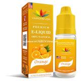 E-Líquido natural del sabor anaranjado, líquido del vapor, jugo del vapor para el E-Cigarrillo/el humo