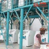 Автоматическая филировальная машина пшеничной муки управлением 50t/24h PLC
