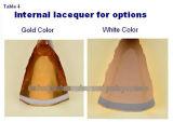 空の適用範囲が広いアルミニウム管を包む毛カラークリームの毛髪染料の化粧品