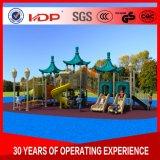 遊園地の優秀な子供の屋外の運動場装置HD16-041A