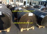 Chariot industriel Wear-Resisting renforcé de fibres de tapis de sol en caoutchouc pour les mines et carrières