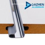 Saltwall di alluminio durevole inserisce il profilo per il banco di mostra con il rivestimento della polvere
