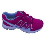 남자와 여자를 위한 공급자가 운동 스포츠를 달리는 형식 운동화에 의하여 구두를 신긴다