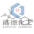 Le silane Agent de couplage 2- (3, 4-Epoxycyclohexyl) éthyl]Trimethoxysilane (no CAS 3388-04-3)