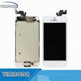 Beste Qualität LCD für iPhone 5 LCD-Bildschirm mit Kamera-Flexkabel kleine Teile