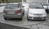 Plataforma giratória residencial mecânica do carro de aço para o estacionamento