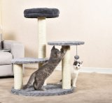 Commerce de gros Big Cat en bois de luxe Tree (YS98777)