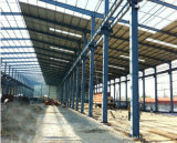 Taller ligero de la estructura de acero/edificios industriales de la estructura de acero
