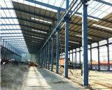 Helle Stahlkonstruktion-Werkstatt/industrielle Stahlkonstruktion-Gebäude