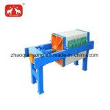 preço de fábrica do filtro de aço inoxidável do tipo jack Pressione a máquina