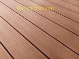 Verde e Eco-Friendly fora WPC deck com a FSC, ISO, certificação CE