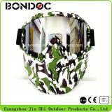 Motoccross Schutzbrillen mit entfernbarer Gesichtsmaske