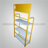 Qualitäts-Metallbildschirmanzeige-Zahnstange für Supermarkt/Speicher