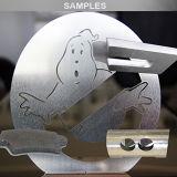 Cnc-Metallfaser-Laser-Ausschnitt-Maschine mit Sicherheits-Schild