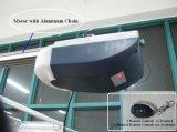 Controle remoto de garagem com a cadeia de alumínio