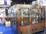 Máquina automática para la botella de cristal