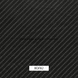pellicole idrografiche di stampa della fibra larga del carbonio di 0.5m, pellicole di stampa di trasferimento dell'acqua, pellicole liquide di immagine e pellicole di PVA per i punti e le pistole esterni (BDF81)