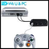 Adaptateur du contrôleur du GC de haute qualité pour la Wii U & PC Gamecube