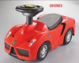 押しなさい車(GF0903)の動力を与えられた乗車を