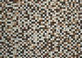 Cuero de Vaca Patch Carpet (CAD-001)
