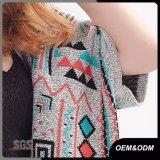 女性の方法ショールのセーター