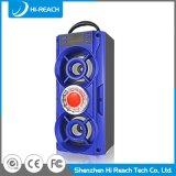 Altoparlante stereo senza fili di Bluetooth di multimedia universali della plastica
