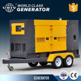 150kw/moteur Perkins Denyo 187,5 kVA Groupe électrogène Diesel silencieux de conception