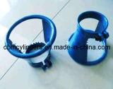Las tapas de cilindro de gas por tornillo sujete