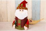 De Doos van de Sneeuwman van de Herten van de Kerstman van de Leveranciers van Kerstmis van de Doos van de Gift van Kerstmis