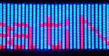 LED DMX 선형 관 램프 디지털 관 /Light/점화 관