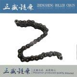Catena di convogliatore calda dell'acciaio legato della catena del rullo del acciaio al carbonio di vendita
