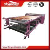 WÄRME-Presse-Maschine des Sublimation-Kalender-420*1700mm Dreh