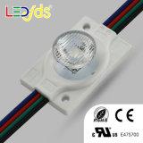 높은 밝은 DC12V 1.5W 2835 SMD LED 주입 모듈