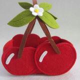De Gevoelde Mand van de Kers van de Rode Kleur van de Gift van de bevordering Vorm