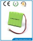 Nachladbare Batterie der Energien-Ni-MH der Größe AAA 1.2V 600mAh